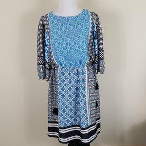 Loft Handkerchief Dress